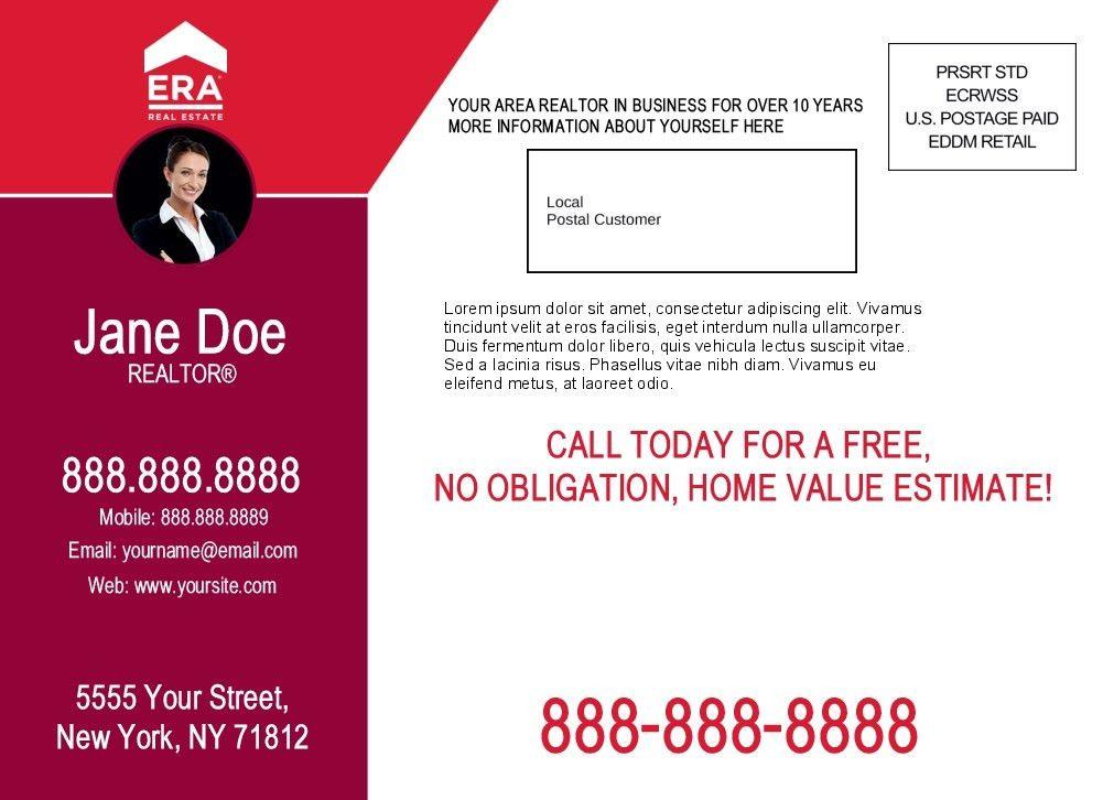 EDDM Postcard Templates | Customize Your Own Print Ready Design