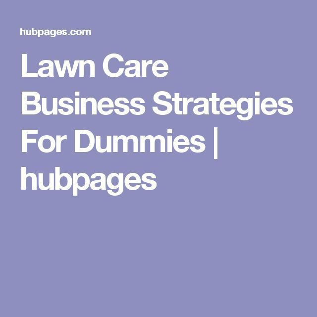 Best 25+ Lawn care business ideas only on Pinterest | Lawn mowing ...