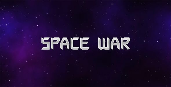 Space War - Construct 2 Game Template by chal1 | CodeCanyon