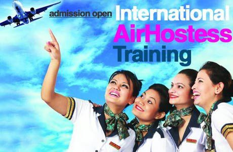 Admission open for International Air Hostess Training, top best ...