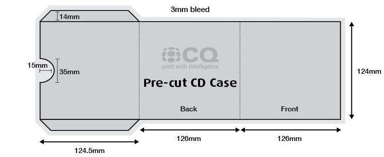 paper cd cover template - Etame.mibawa.co