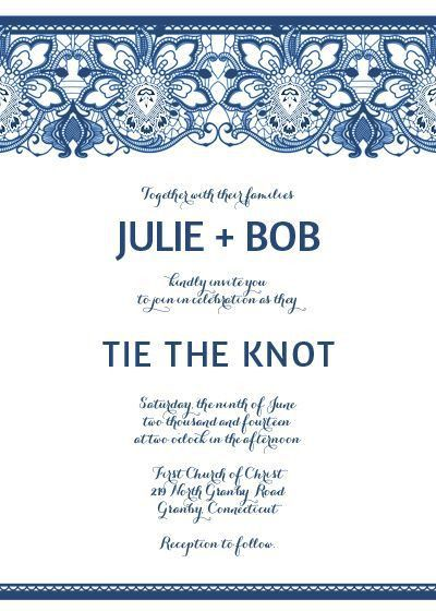 Top Wedding Invitation Templates - Kawaiitheo.Com