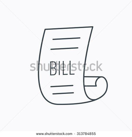 Receipt Icon Stock Images, Royalty-Free Images & Vectors ...