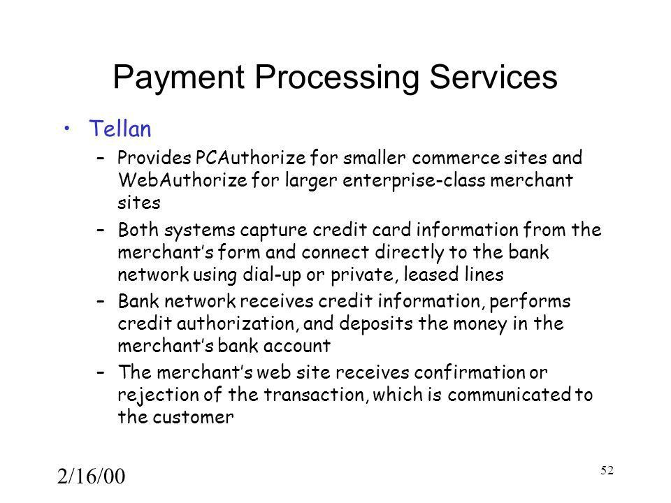 2/16/00 1 Electronic Payment Systems. 2/16/00 2 E-payment systems ...