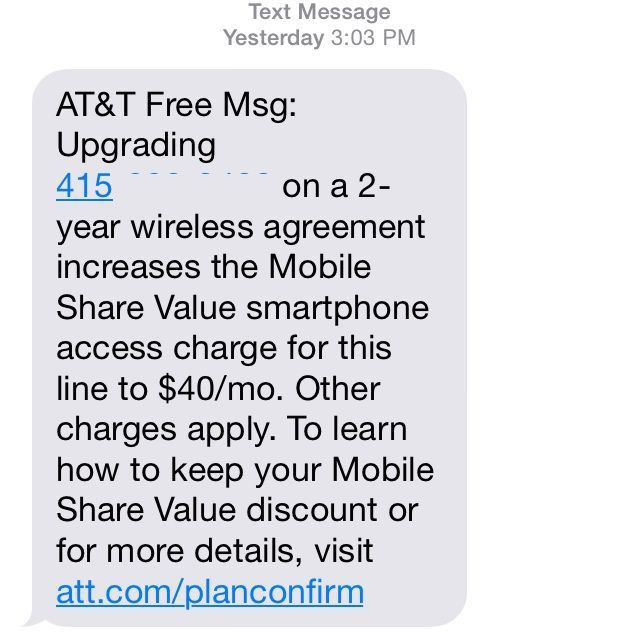 AT&T quietly jacks up monthly fee for iPhone 6 upgraders | Cult of Mac