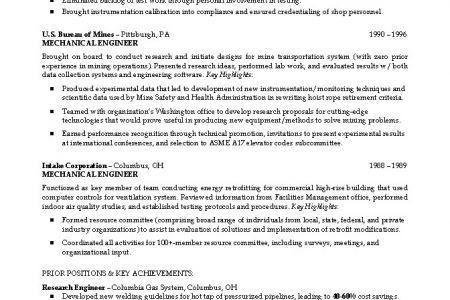 electrical engineer resume sample 2015. electrical engineer resume ...