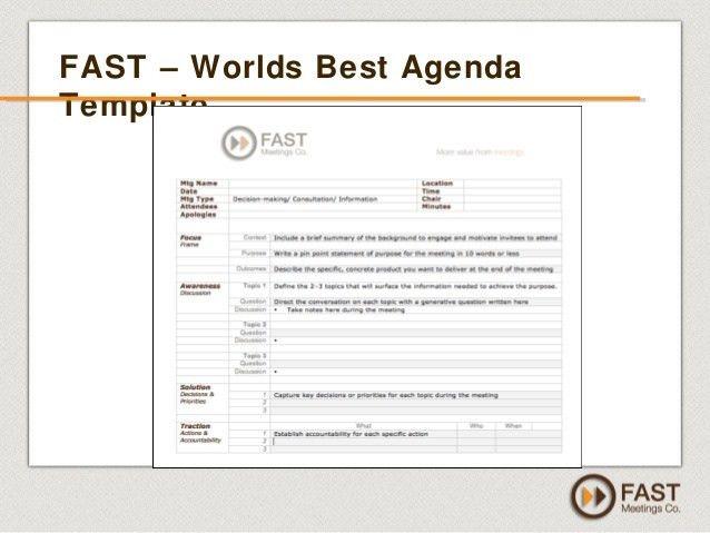 Lean Meeting Machine - Workshop Slides