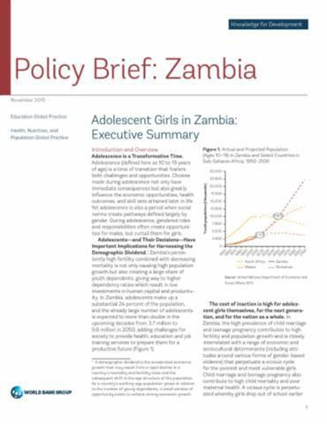 Country Policy Brief
