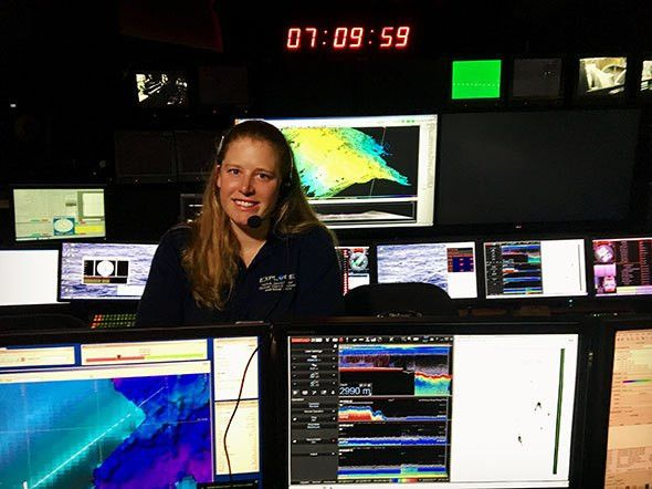 Okeanos Explorer | Expeditions | NOAA Ship Okeanos Explorer ...