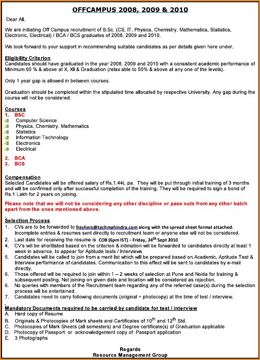 Breathtaking Freshersworld Resume Format 82 For Your Professional ...