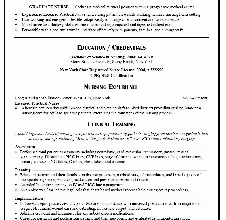 Lovely Design Lpn Resume Sample 14 Objective For Lvn - Resume Example