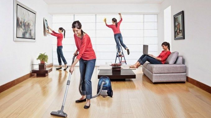 Lower Your Stress Levels With the Help of House Cleaning ...
