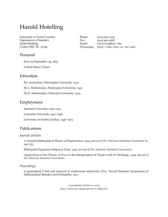 CV US - LaTeX Template - ShareLaTeX, Online LaTeX Editor