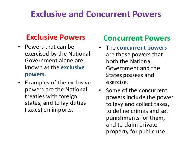 Origins of Federalism