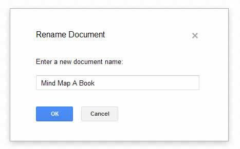 How To Create Mind Mapping Google Docs | MindMaps Unleashed