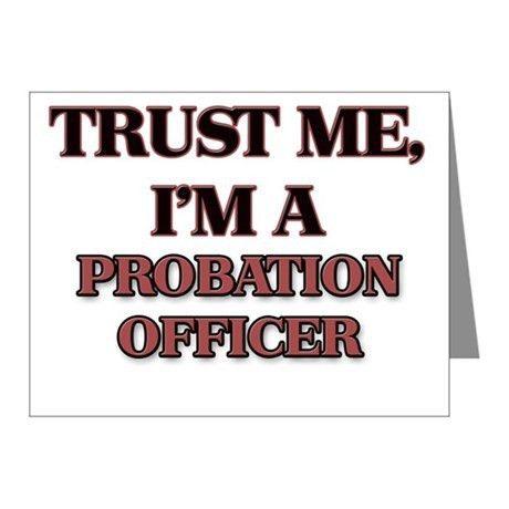 Probation Officer Education Thank You Cards | Probation Officer ...