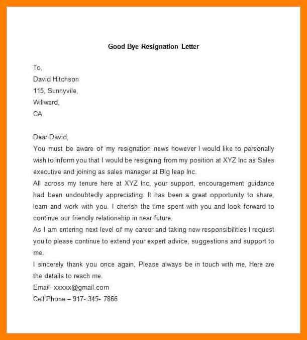Childcare Resignation Letter. Professional Nanny Resume Lbey ...