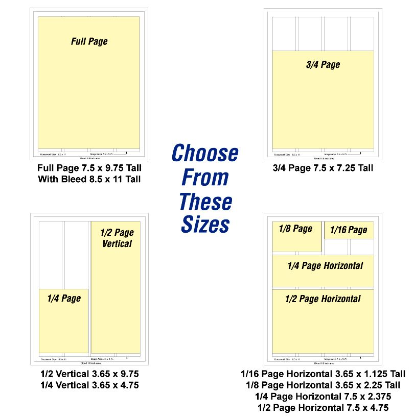 Locator Magazine - 2012 Print Advertising Rate Card