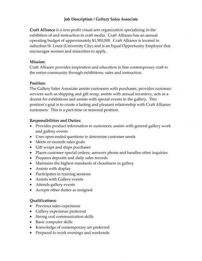 10 Store Manager Duties Resume Job Duties retail store manager ...