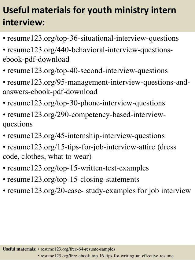 Junior Marketing Resume Sample. Internship Resume Sample 4. 12 .