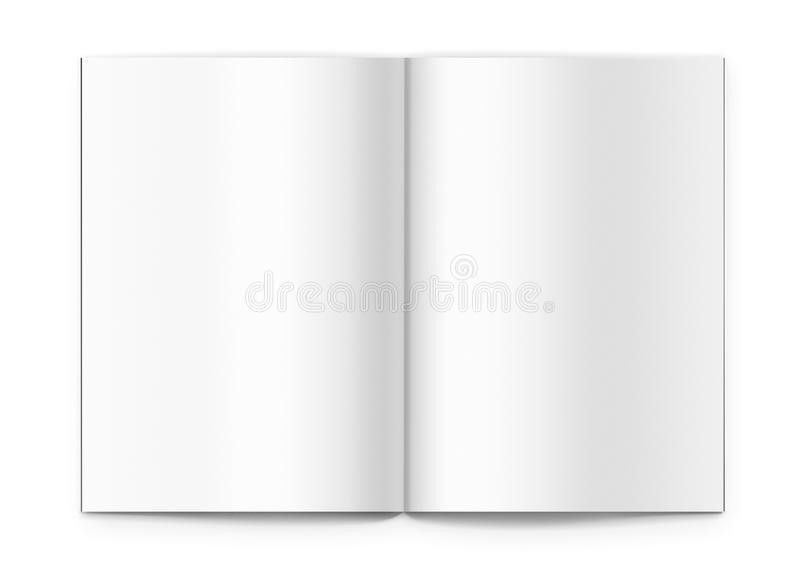 Blank Brochure Stock Photos - Image: 24914243