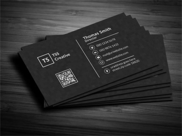 38+ Cool Business Cards – Free PSD, EPS, Illustrator Format ...
