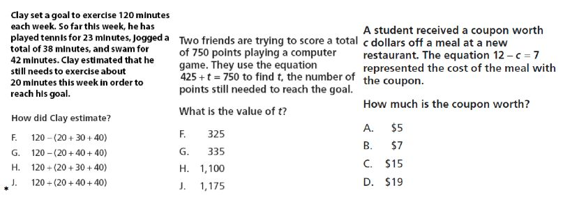 Meeting the Challenges of the New Common Core Math Assessments ...