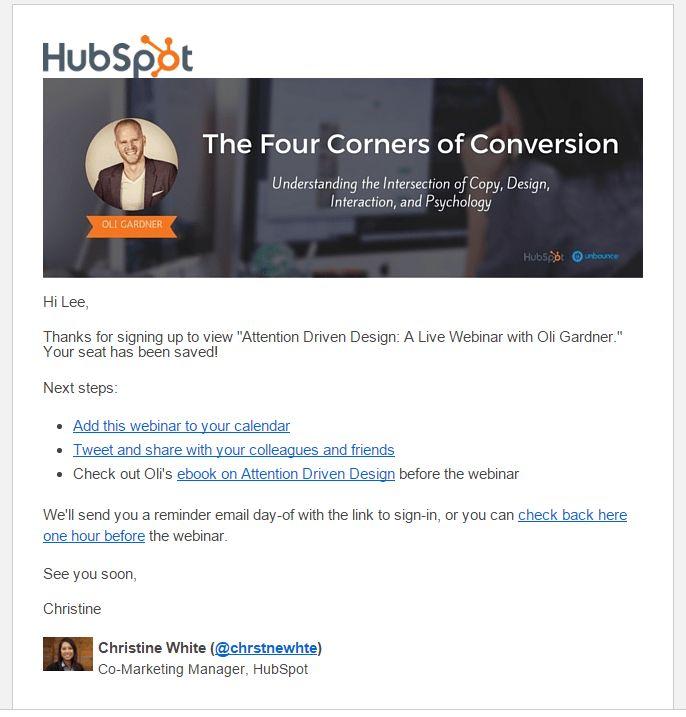 27 SaaS Webinar Marketing Examples   CustomerThink