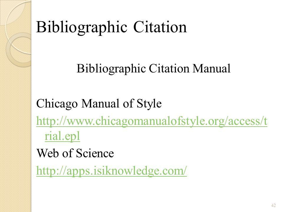 Bibliographic Citations - ppt video online download