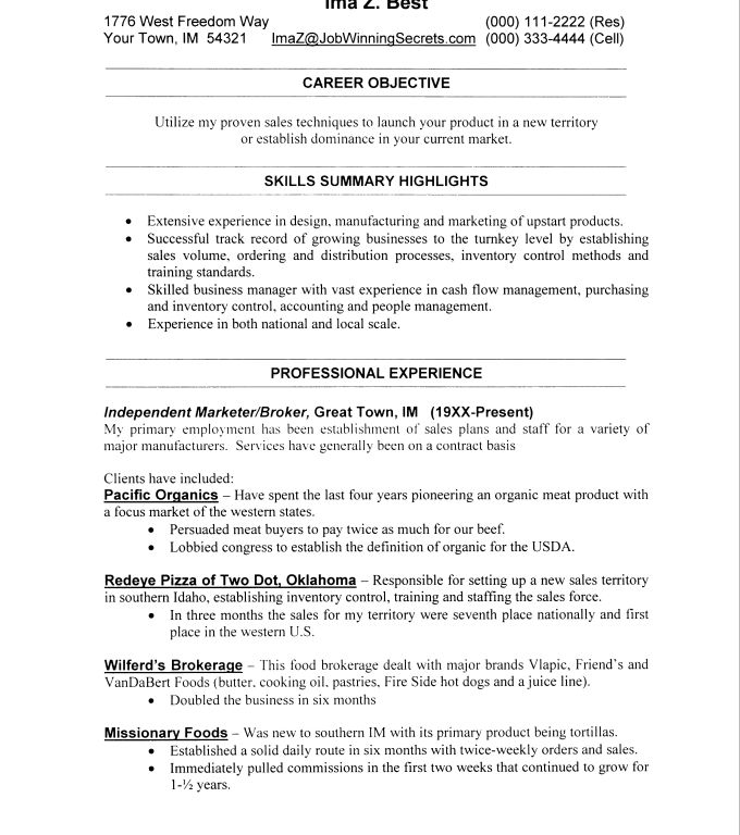 Exclusive Design Resume Layout Samples 6 Resume Layout Samples ...