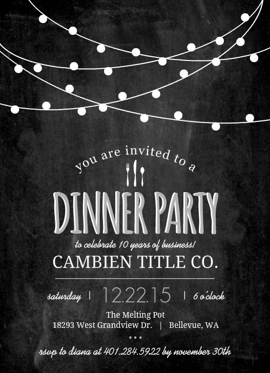 Company Anniversary Party Ideas | Office Christmas & Holiday ...