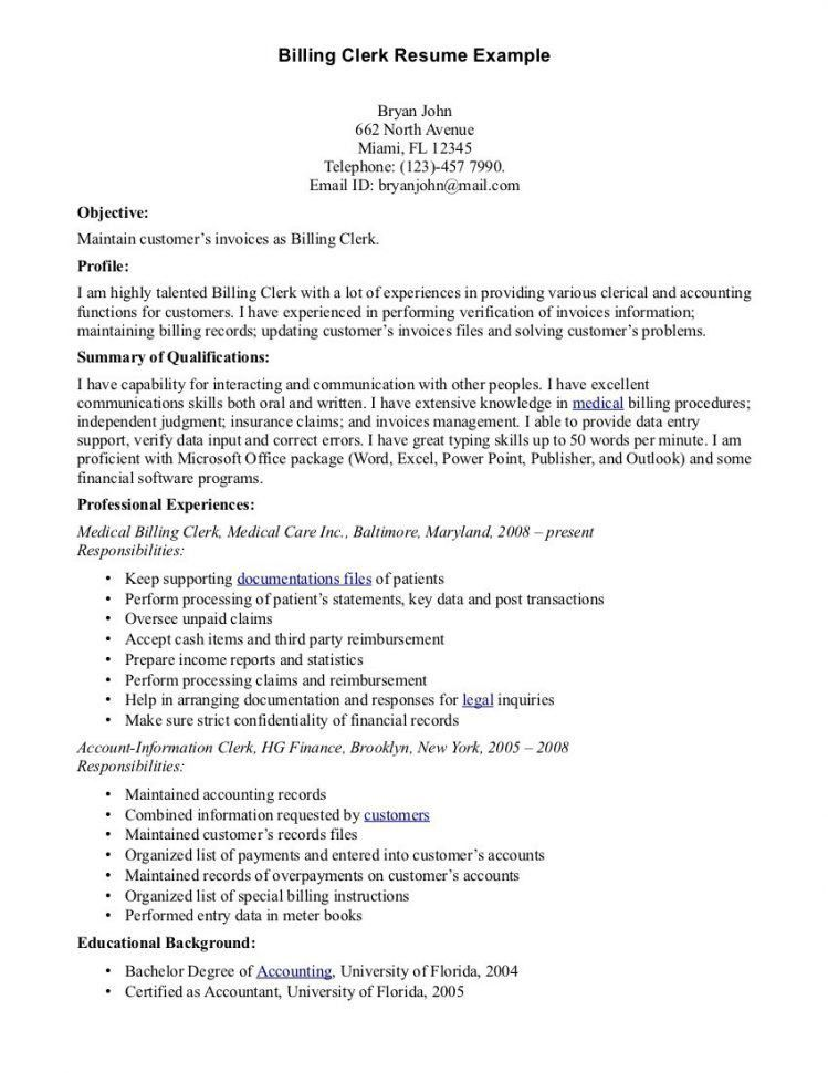 Enchanting Medical Billing And Coding Externship resume sample ...