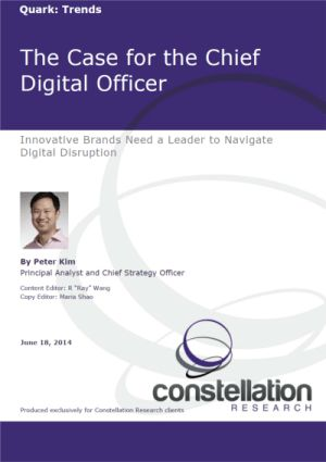 CHIEF.DIGITAL | Everything about the Chief Digital Officer role