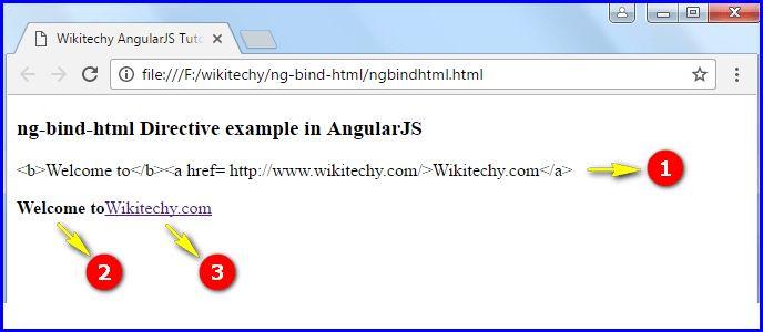 AngularJS ngbindhtml - wikitechy