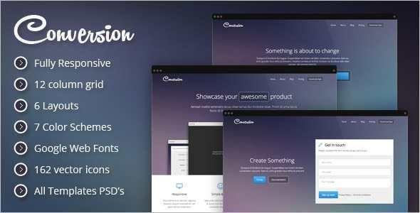 Signup Landing Page Templates    Free & Premium Templates ...
