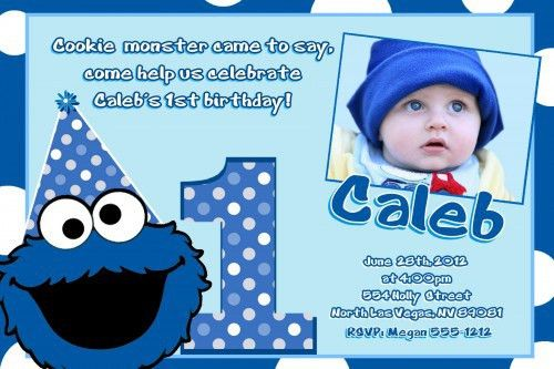 Sample 1st Birthday Invitation Wording - iidaemilia.Com