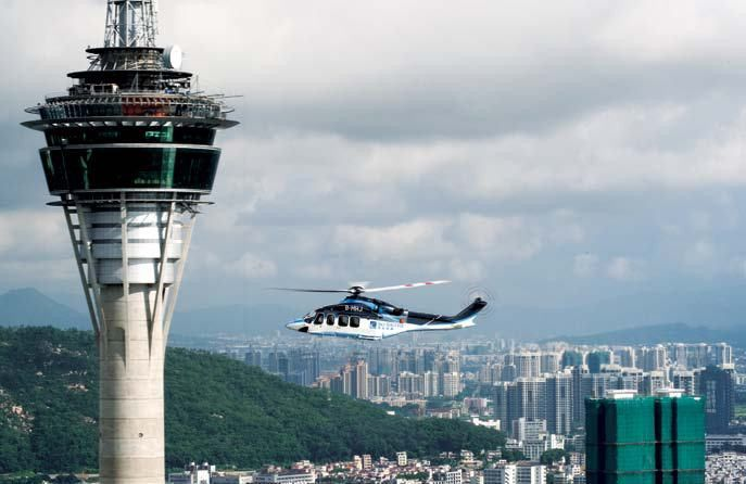 AW139 First Officer – Macau | Helijobs.net