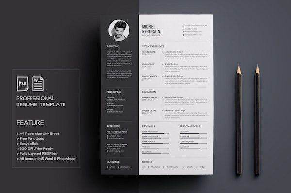Creative Résumé Templates That You May Find Hard To Believe Are ...