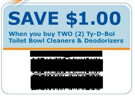 ShopRite: FREE Ty-D-Bol Bowl Cleaners! - FTM