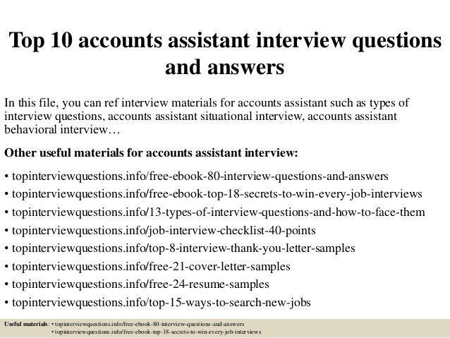Accounting Assistant Job Description. Job Description Resume ...