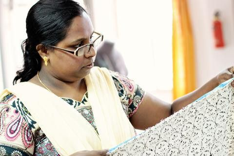 Fair Trade Apparel Production in India - Passion Lilie