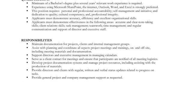 front office assistant job description free pdf download ...