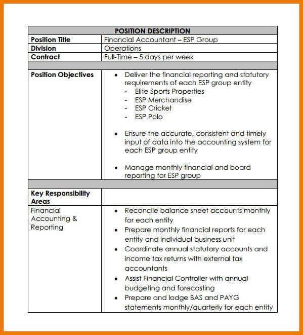 4+ job profile format | postal-carrier
