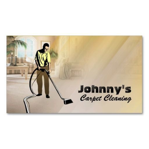 218 best Carpet Cleaning Business Cards images on Pinterest ...