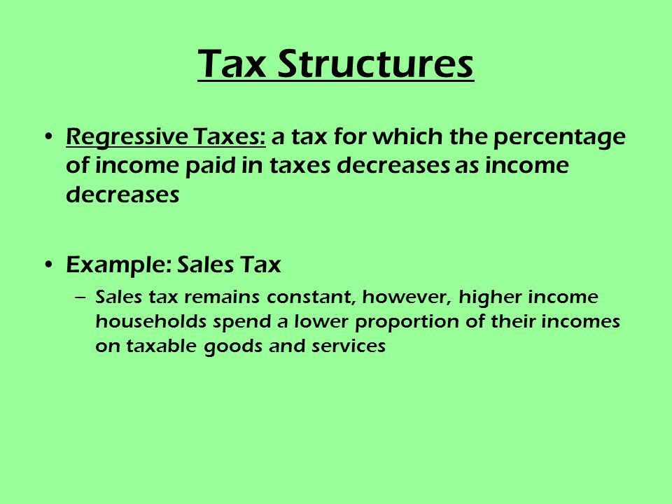 Chapter 14 Taxes and Government Spending. Section 1: What are ...