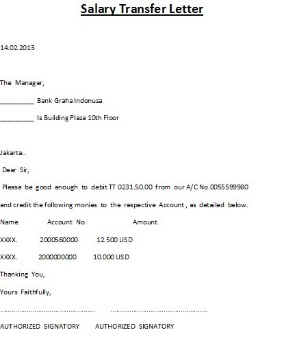 salary+transfer+letter.png - letter of salary | Real State | Pinterest