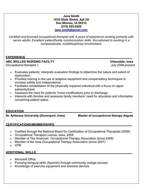 Recreation Therapist Resume Samples Therapy Assistant Throughout ...