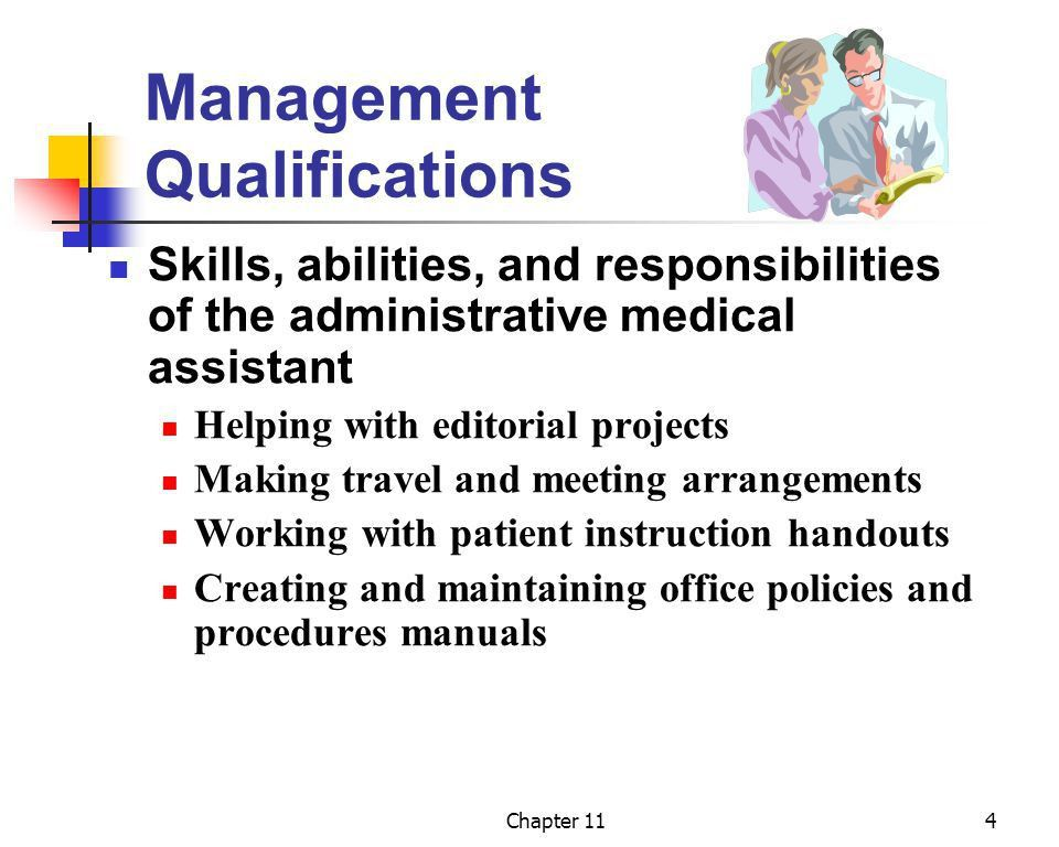 medical assistant skills and abilities