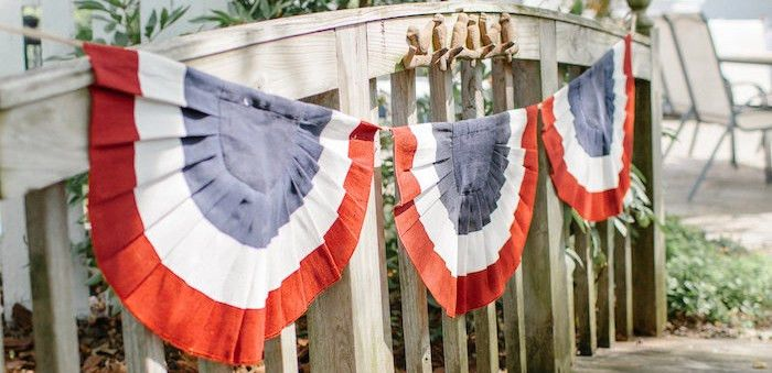 Kara's Party Ideas All American Labor Day Barbecue | Kara's Party ...