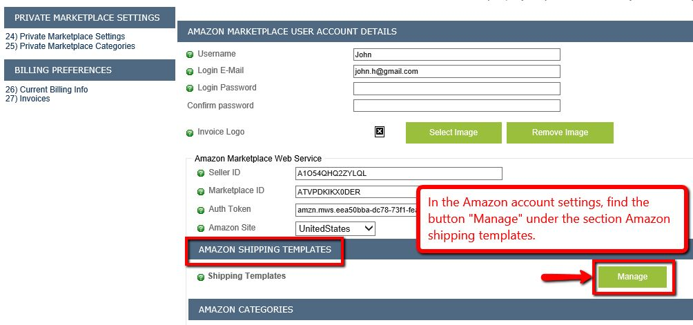 Amazon Shipping Templates Overview – Kyozou – Knowledge Base ...